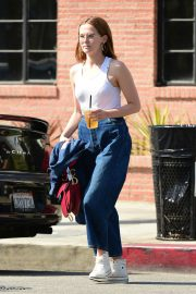 Zoey Deutch Out and About in Los Angeles 2018/06/07 2