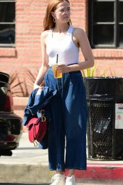Zoey Deutch Out and About in Los Angeles 2018/06/07 12