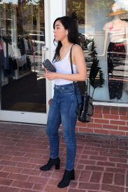 Aimee Garcia Out Shopping at Fred Segal in West Hollywood 2018/07/24 1