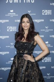 Aishwarya Rai at Longines Global Champions Tour in Paris 2018/07/06 1