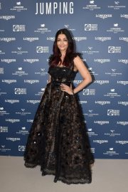 Aishwarya Rai at Longines Global Champions Tour in Paris 2018/07/06 2