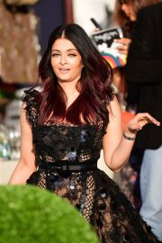Aishwarya Rai at Longines Global Champions Tour in Paris 2018/07/06 10
