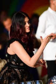 Aishwarya Rai at Longines Global Champions Tour in Paris 2018/07/06 11