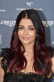 Aishwarya Rai at Longines Global Champions Tour in Paris 2018/07/06 15