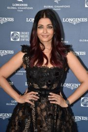 Aishwarya Rai at Longines Global Champions Tour in Paris 2018/07/06 21