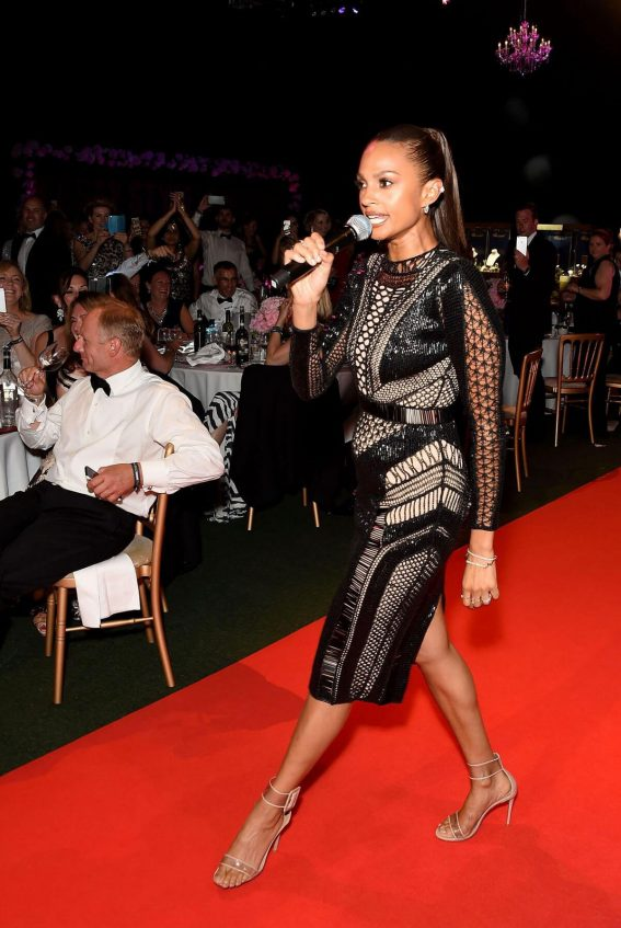 Alesha Dixon at Jersey Style Awards at Channel Islands 2018/06/28 1