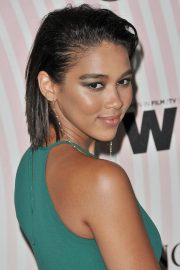 Alexandra Shipp at Women in Film Crystal and Lucy Awards in Los Angeles 2018/06/13 6