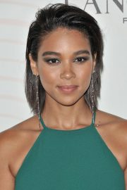 Alexandra Shipp at Women in Film Crystal and Lucy Awards in Los Angeles 2018/06/13 13