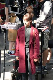 Alicia Vikander on the Set of The Earthquake Bird in Tokyo 2018/06/03 4