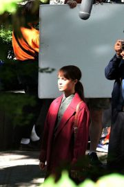 Alicia Vikander on the Set of The Earthquake Bird in Tokyo 2018/06/03 7