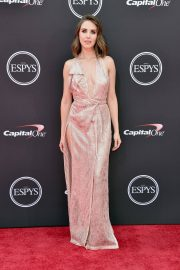 Alison Brie at 2018 Espy Awards in Los Angeles 2018/07/18 12