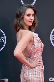 Alison Brie at 2018 Espy Awards in Los Angeles 2018/07/18 13