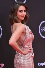 Alison Brie at 2018 Espy Awards in Los Angeles 2018/07/18 14