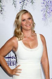 ALISON SWEENEY at Hallmark Channel Summer TCA Party in Beverly Hills 2018/07/27 2
