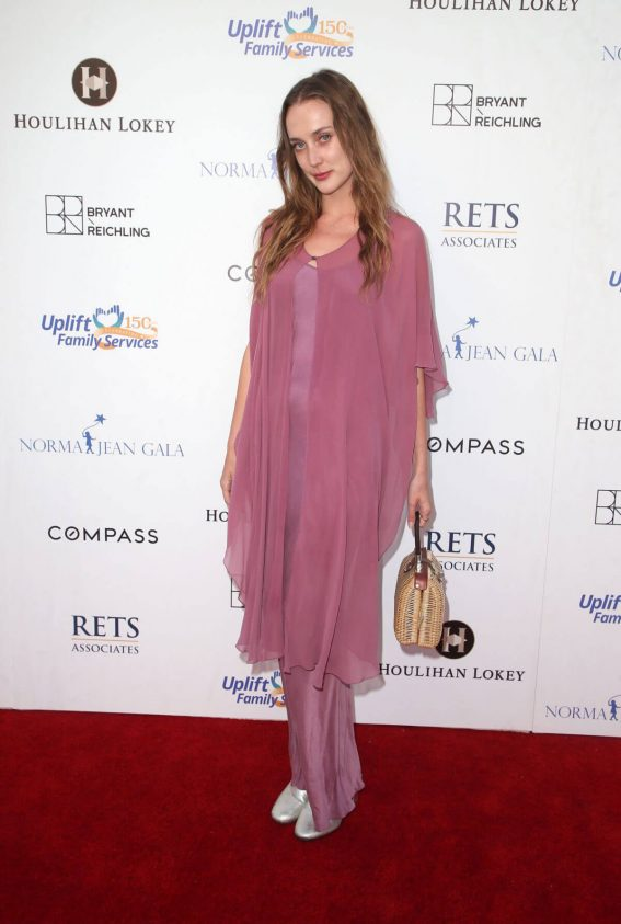 Allie Crow Buckley at 7th Annual Norma Jean Gala in Los Angeles 2018/05/19 1