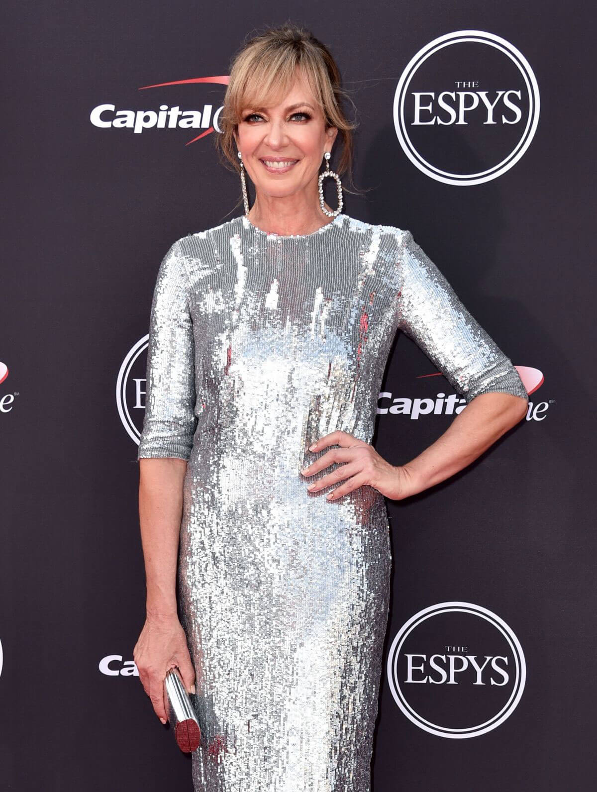 Allison Janney at 2018 Espy Awards in Los Angeles 2018/07/18 1