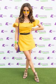 Amber Davies at Kisstory on the Common in London 2018/07/21 3