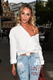 Amber Dowding at LOTD Launch Party in London 2018/07/16 1