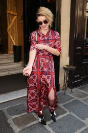 Amber Heard at Valentino Show at 2018 Haute Couture Fashion Week in Paris 2018/07/04 5