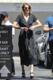 Amber Heard Out for Lunch at Honor Bar in Beverly Hills 2018/07/24 3