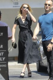 Amber Heard Out for Lunch at Honor Bar in Beverly Hills 2018/07/24 6