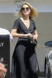 Amber Heard Out for Lunch at Honor Bar in Beverly Hills 2018/07/24 10