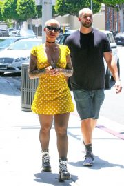 Amber Rose Out and About in Beverly Hills 2018/07/24 6