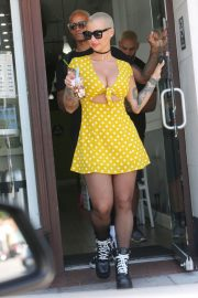 Amber Rose Out and About in Beverly Hills 2018/07/24 9