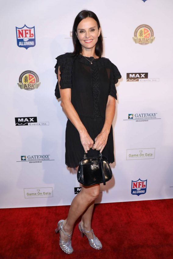 Ana Alexander at Game on Gala Celebrating Excellence in Sports in Los Angeles 2018/07/17 1