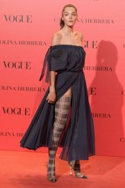 Ana Rujas at Vogue Spain 30th Anniversary Party in Madrid 2018/07/12 2