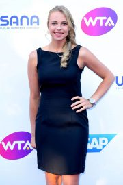 Anett Kontaveit at WTA Tennis on the Thames Evening Reception in London 2018/06/28 3