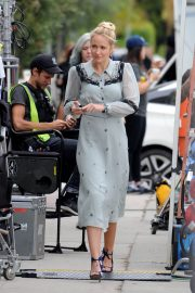 Anna Camp on the set of the wdding year in los angeles 2018/05/31 5