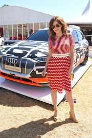 Anna Friel at Audi Polo Challenge at Coworth Park Polo Club 2018/07/01 2