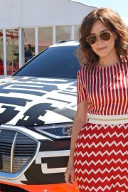 Anna Friel at Audi Polo Challenge at Coworth Park Polo Club 2018/07/01 3
