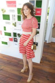 Anna Friel at Audi Polo Challenge at Coworth Park Polo Club 2018/07/01 4