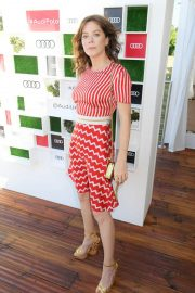 Anna Friel at Audi Polo Challenge at Coworth Park Polo Club 2018/07/01 5
