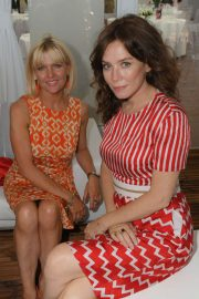 Anna Friel at Audi Polo Challenge at Coworth Park Polo Club 2018/07/01 6