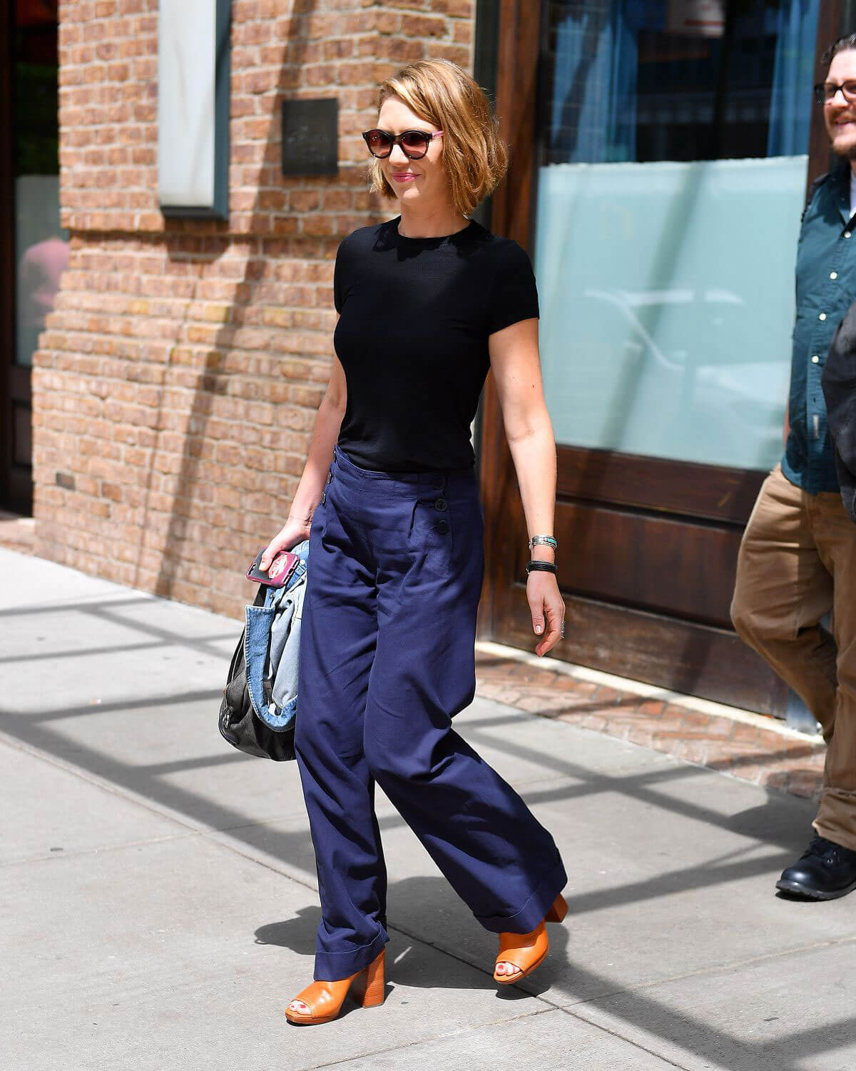 Anna Torv Out in New York 2018/05/20 1