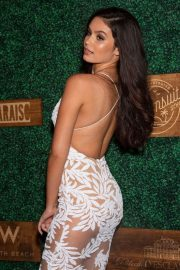 Anne De Paula at 2018 Sports Illustrated Swimsuit Show at Miami Swim Week 2018/07/15 10