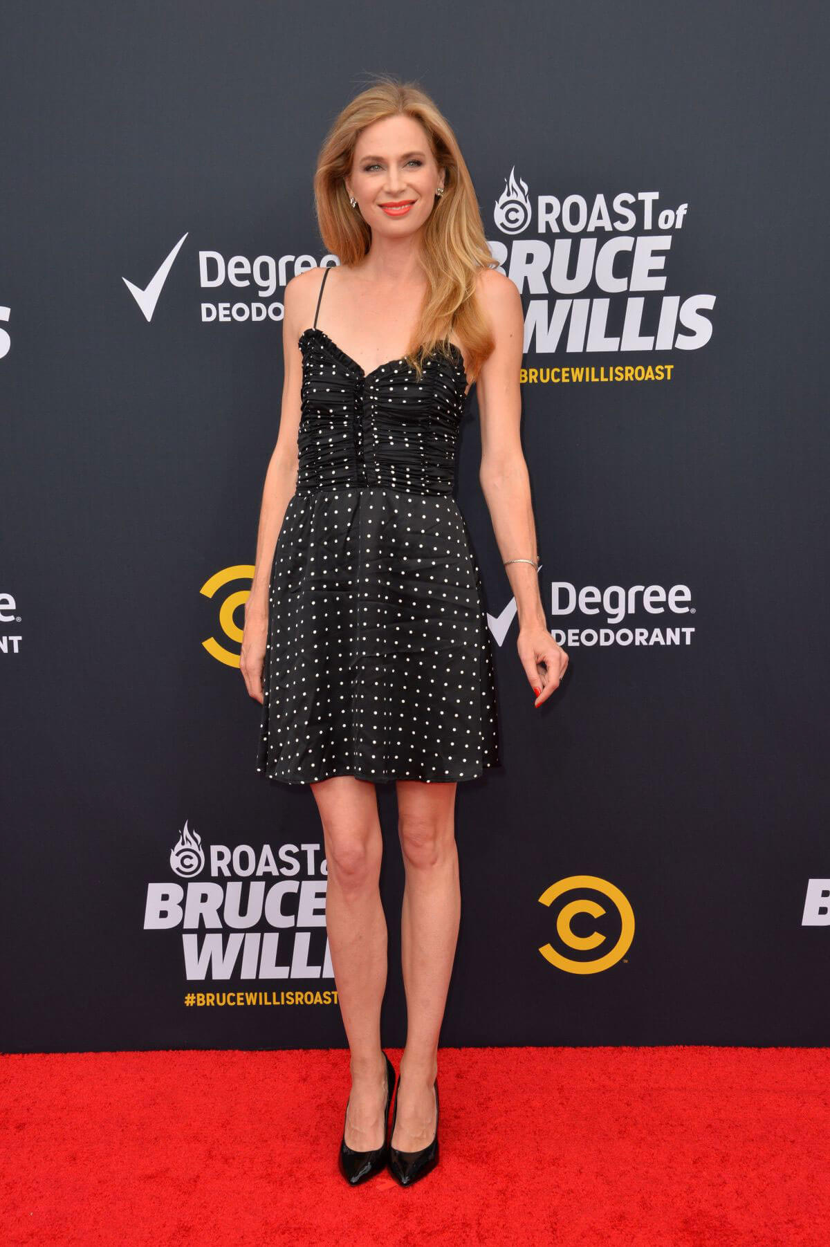 Anne Dudek at Comedy Central Roast of Bruce Willis in Los Angeles 2018/07/14 1