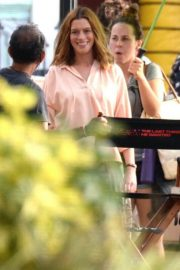 Anne Hathaway on the Set of The Last Thing He Wanted in Puerto Rico 2018/07/06 4