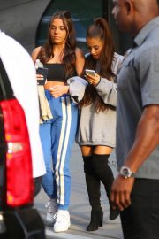 Ariana Grande Out and About in New York 2018/07/05 3