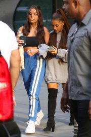 Ariana Grande Out and About in New York 2018/07/05 4