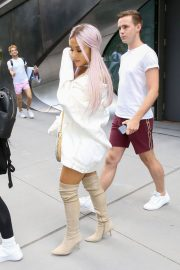 Ariana Grande Out and About in New York 2018/07/18 13