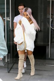 Ariana Grande Out and About in New York 2018/07/18 18