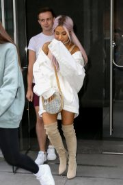 Ariana Grande Out and About in New York 2018/07/18 22
