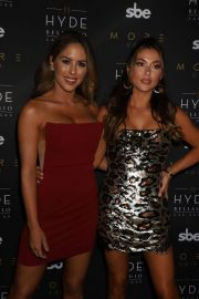 Arianny Celeste and Brittney Palmer Host a Fight Week Party in Las Vegas 2018/06/07 1