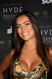 Arianny Celeste and Brittney Palmer Host a Fight Week Party in Las Vegas 2018/06/07 7