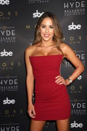 Arianny Celeste and Brittney Palmer Host a Fight Week Party in Las Vegas 2018/06/07 10
