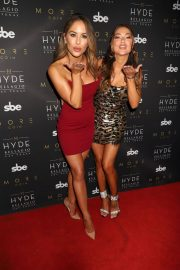 Arianny Celeste and Brittney Palmer Host a Fight Week Party in Las Vegas 2018/06/07 14